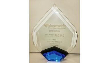 Awarded 2016 Top Producing Region from Akrometrix